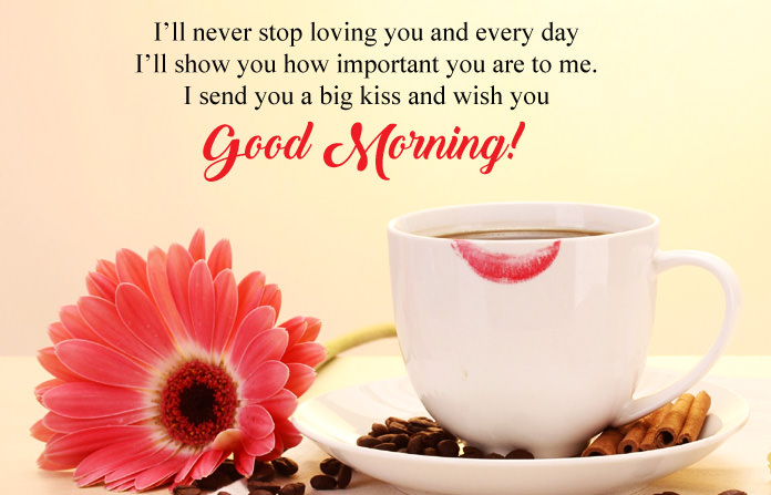 Good Morning My Dear In Korean Language : Good morning my love wishes messages with quotes images