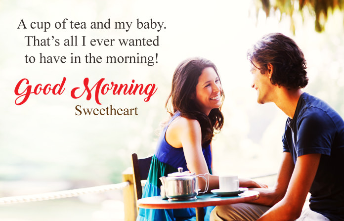 Good Morning Love Wishes