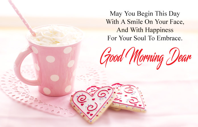 Gud Mrng Wishes for Love