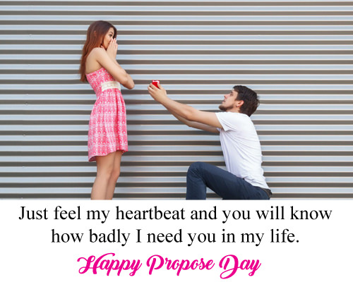 Propose Day Wishes