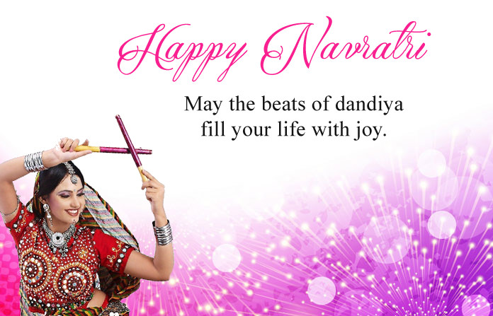 Happy Navratri Message