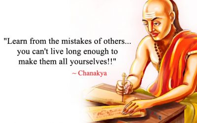 Chanakya Great Thoughts and Sayings