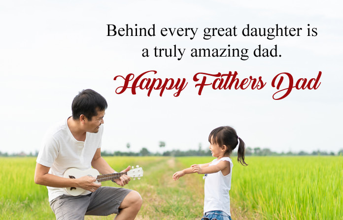 Quotes about Father's Day From Daughter
