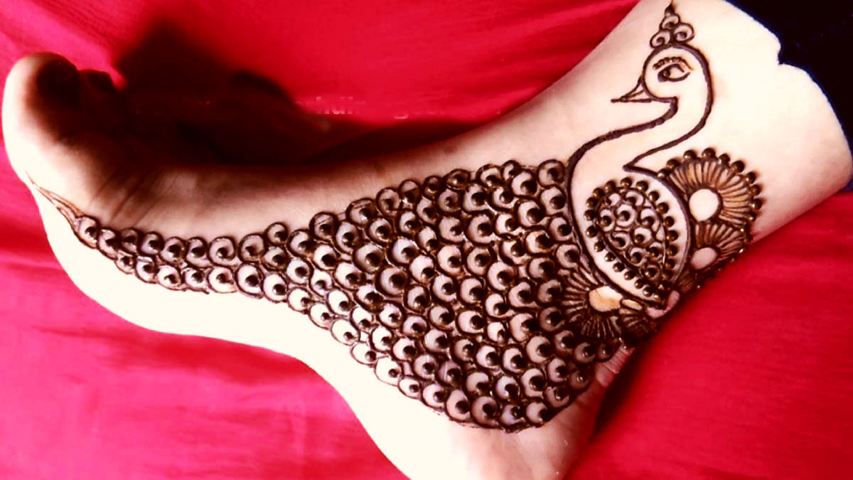Mahendi Photos