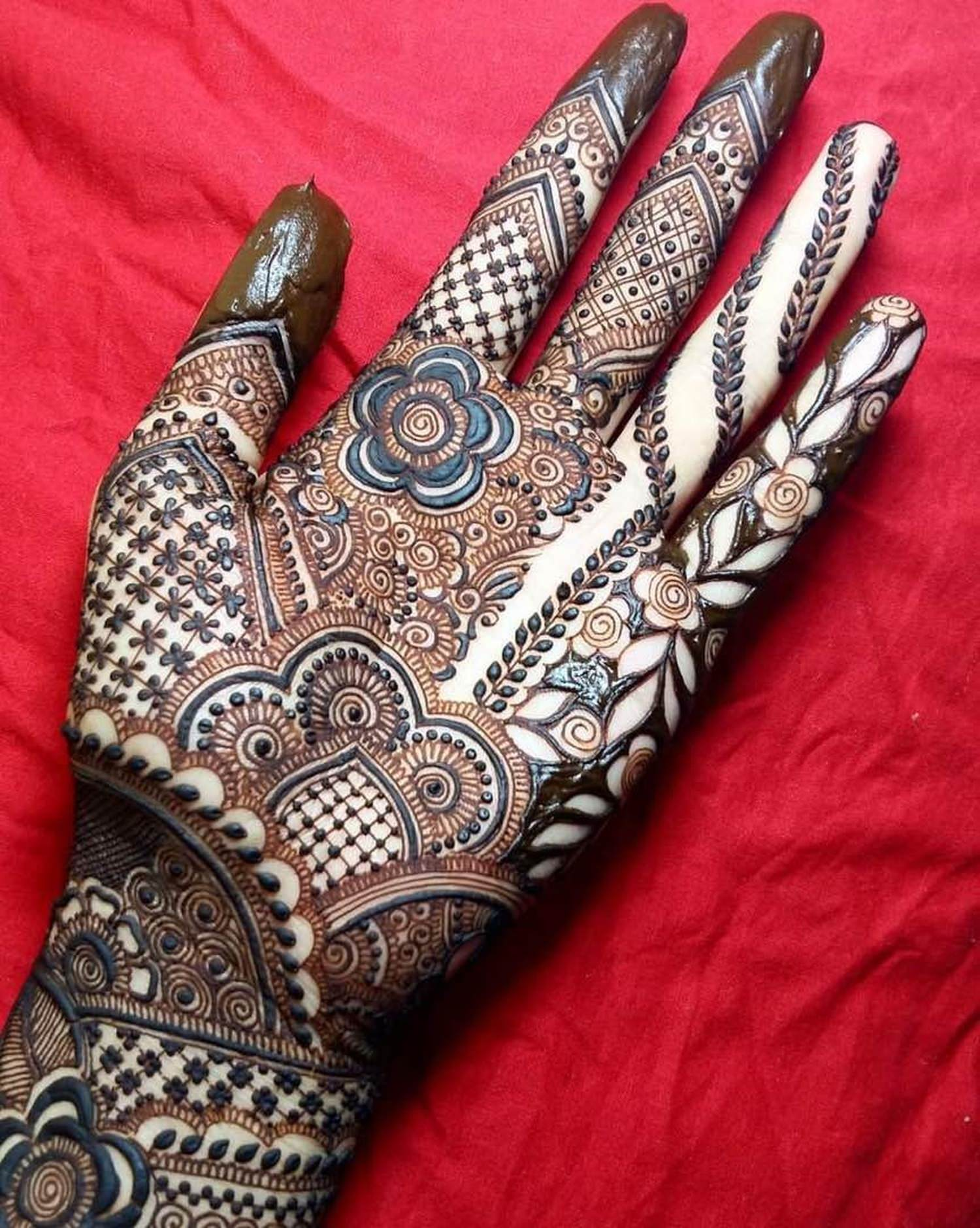 Bridal Mehndi Designs For Full Hands Hd