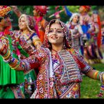 Indian Garba Images on Navratri 2019 (Dandiya Raas)