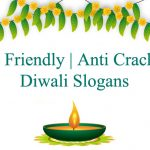 Eco Friendly and Anti Crackers Diwali Slogan in Hindi